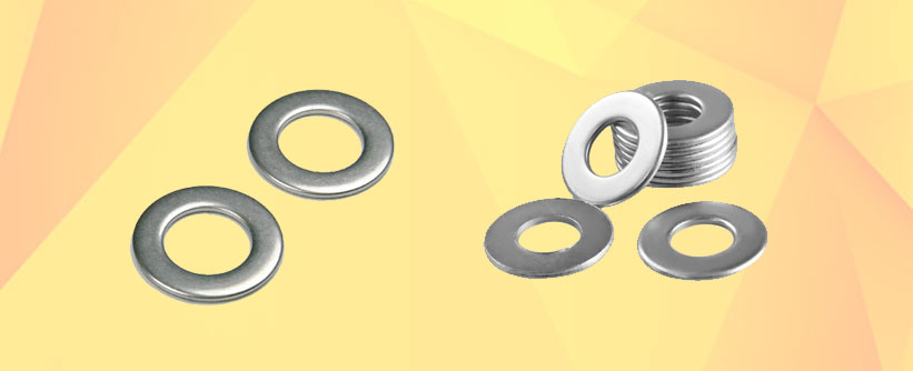 Stainless Steel Plain Washer In Arunachal Pradesh